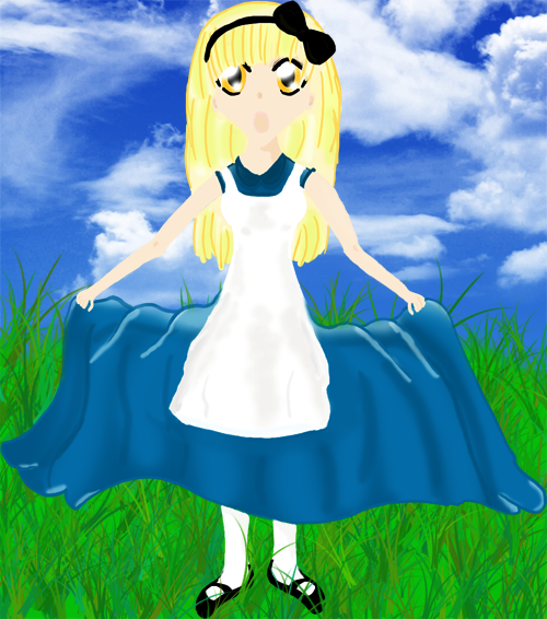 Mano in Wonderland