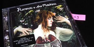 Lieblingsding 5: Lungs von Florence + The Machine (CD)