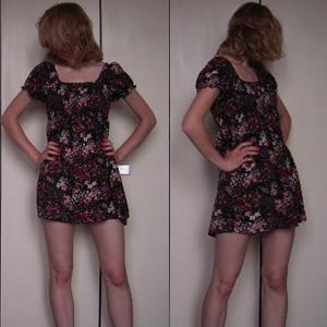 Tag 15: Kleid von H&M