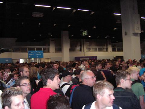 Time to play! - GamesCom 2010 (2/6)