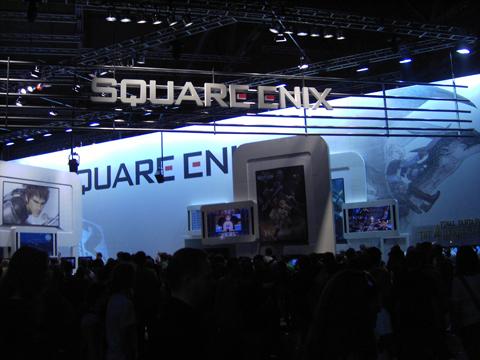 Square Enix Stand