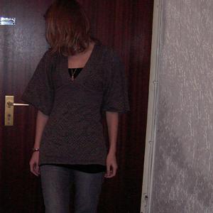 Tag 108: Kette Kool Kat Kustom; Oberteil, Top und Jeans H&M