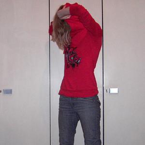 Tag 114: Oberteil Mister*Lady, Jeans H&M