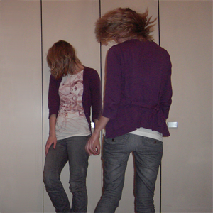 Day 119: Cardigan Mister*lady, T-shirt Avanti, Jeans H&M
