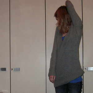 Tag 128: Pullover und Top H&M, Jeans Mister*Lady