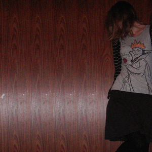 Tag 144: Strickjacke H&M, T-shirt Tally Weijl, Rock Pimkie, Strumpfhose Gina Trikot