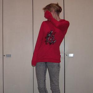 Tag 159: Haarspange und Jeans H&M, Oberteil Mister*Lady