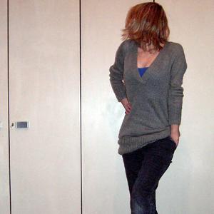 Tag 162: Pulli und Top H&M, Jeans unbekannt