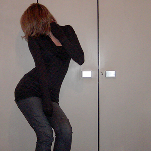 Tag 190 (11.01.11): Pulli H&M, Jeans Mister*Lady