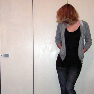 Tag 202: Sweatshirt-Jacke Beat Wear, T-shirt Avanti, Jeans Mister*Lady