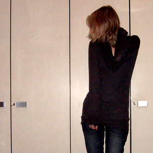 Tag 211: Pulli H&M, Jeans Mister*Lady