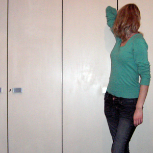 Tag 218: Pulli H&M, Jeans Mister*Lady