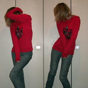 Tag 239: Oberteil Mister&Lady, Jeans H&M (nein, sie ist grau und nicht grün.. danke Farbfilter)