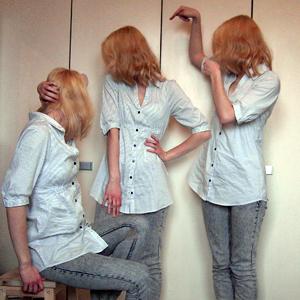 Tag 272: Kleidung H&M, Hocker IKEA