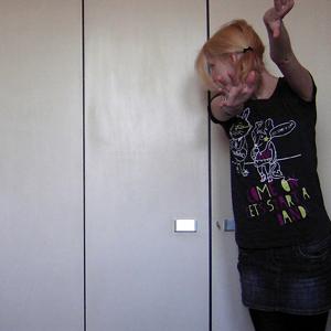 Tag 288: T-shirt Gina Tricot, Rock Pimkie, Strumpfhose C&A