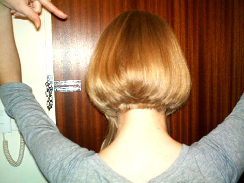 2008: Und ab mit den Haaren! von überbrustlang zum Bob ö_ö