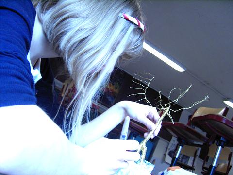 2009: Kunst in der Schule (19 Jahre)