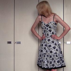 Tag 321: Kleid Vero Moda