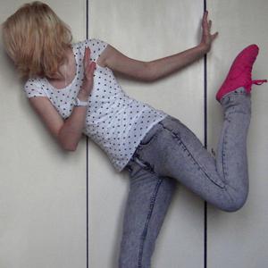 Tag 323: T-shirt Pimkie, Jeans und Schuhe H&M, Uhr Fossil