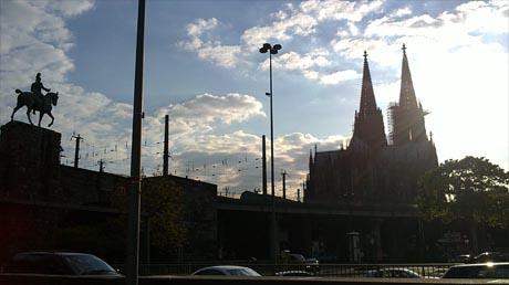Herumgammeln in Köln