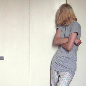Tag 355 (26.06.2011): T-shirt und Hose Hunkemöller (erster Tag krank...)