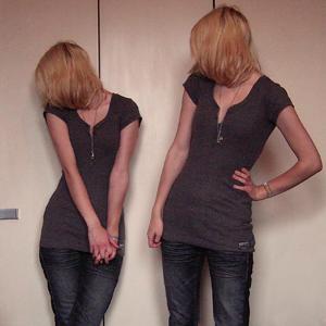 Tag 359: T-shirt beat, Jeans Mister*Lady, Kette KoolKatKustom