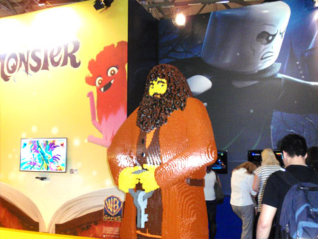 Gamescom Lego Harry Potter