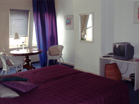 Das Zimmer im Alexander B&B