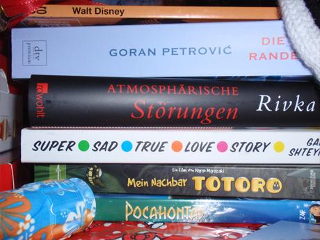 Bücher und DVDs