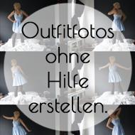 Outfitfotos ohne Hilfe