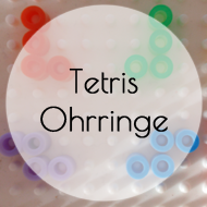 Tetris Ohrring DIY