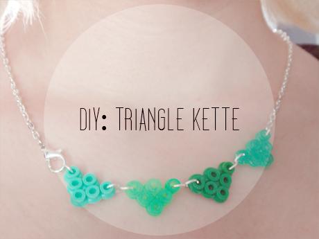 triangle kette