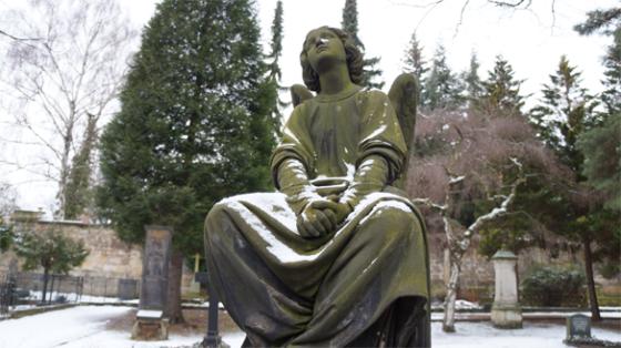 Trinitasfriedhof
