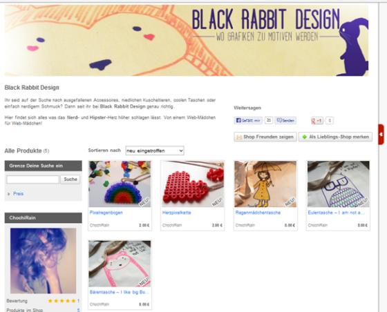 Black Rabbit Design