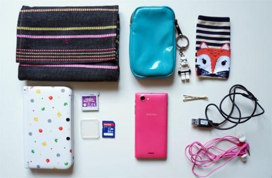 3DS und Smartphone
