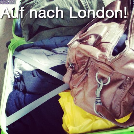 Auf nach London!