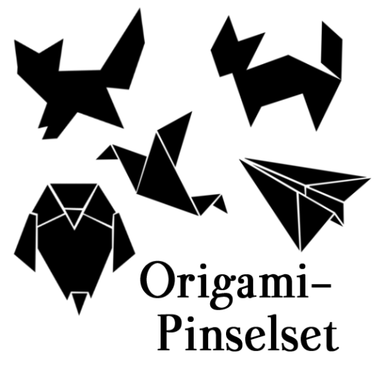 Origamipinsel