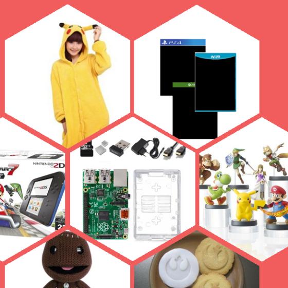 Geschenkideen für Nerds und Geeks