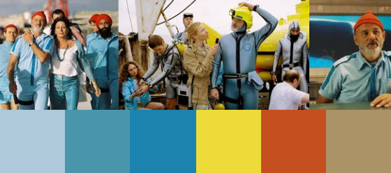 The Life Aquatic with Steve Zissou / Die Tiefseetaucher