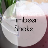 Himbeerbuttermilch-Skake