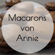 Sehr leckere Macarons