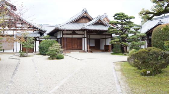 Ein Teil der Tempelanlage des Todai-ji Tempels, Nara