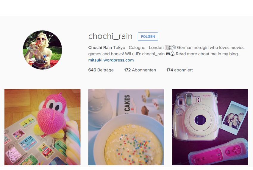 Instagram, Yoshi, Mug Cake, Mädchentag