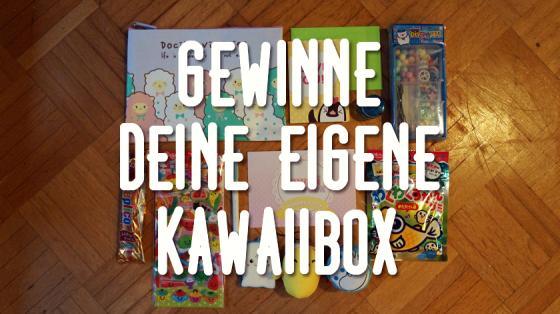 Gewinne eine Kawaiibox