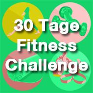 Zur 30 tage Fitness Challenge