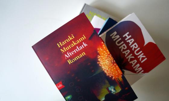 Haruki Murakamis Roman Afterdark von 2005.