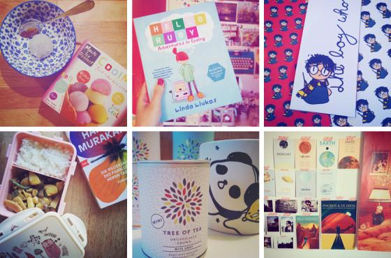 Mochi-Eis, Programmierung, Harry Potter, Bento, Tee, Inspirations-Wand