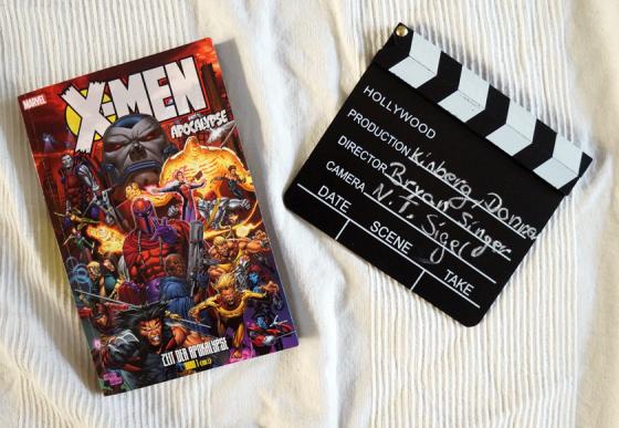 X-Men: Apocalypse Film vs. Comic