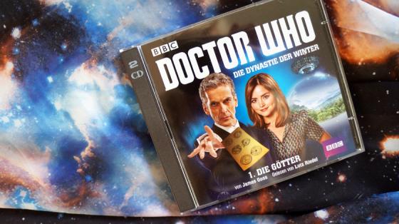 Die Götter, Teil 1 von Doctor Who: Die Dynastie der Winter, einem Hörbuch von Lübbe Audio.