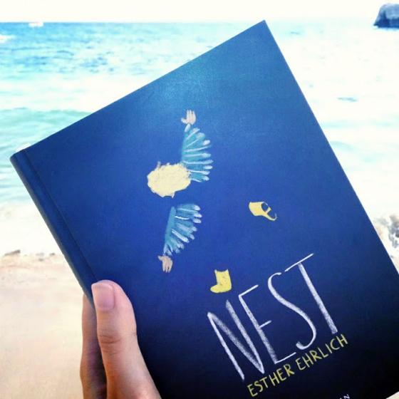 Nest, ein emotionales Kinderbuch von Esther Ehrlich für Kinder, Jugendliche und Erwachsene.